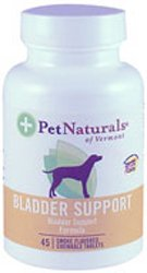PET NATURALS OF VERMONT Bladder Support for Dogs 90 TAB