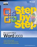 0-7356-1523-3 - Microsoft Office Word 2003 - Step by Step - self-training course - CD