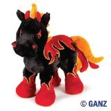 Webkinz Halloween Night Mare + Free Webkinz Magnetic Bookmark