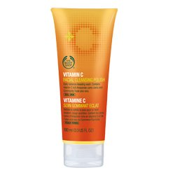The Body Shop Vitamin C Facial Cleansing Polish, 3.3-Fluid Ounce by The Body Shop