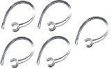5 Samsung Ear Hook Earhooks Hooks Clip Loop (Krystl) For: Wep450 Wep460 Wep470 Wep475 Wep410 Wep185 Wep200 Wep250 Wep350 E1 (For Bluetooth Headset). Designed & Manufactured BLUETOOTH FIXER TM