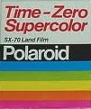 Polaroid Instant Time-Zero Supercolor SX-70 Land Film - 10 pictures