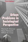 img - for Urban Problems in Sociological Perspective book / textbook / text book