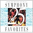 25 Symphony Favorites