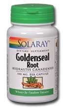 Goldenseal Root 550mg - 100 - Capsule