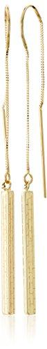 14k-Yellow-Gold-Bar-Drop-Earrings