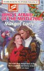 img - for Who's Afraid of the Mistletoe: Xmas Flash (Harlequin Superromance No. 766) book / textbook / text book