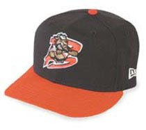minor league baseball cap batavia muckdogs