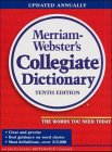 Webster's Ninth New Collegiate Dictionary (0877795088) by Merriam-Webster Inc