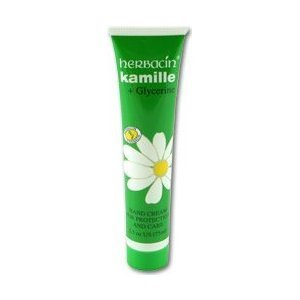 Herbacin Kamille Hand Cream With Glycerine - 2.5 Oz