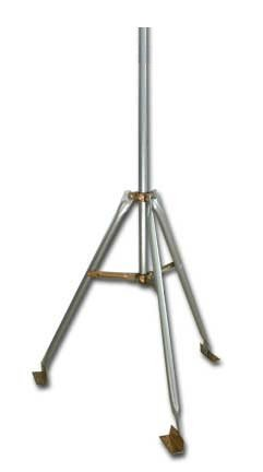 Ambient Weather EZ-48 Weather Station Tripod and Mast Assembly