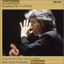 2002 小澤征爾 歓喜の歌 ~ ベートーヴェン:交響曲第9番 ニ短調 作品125「合唱」 (初回限定盤)