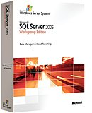 Microsoft SQL Server Workgroup Edition 2005 32 Bit CD/DVD 5 Client [Old Version]