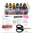 Sewing travel kit with all supplies