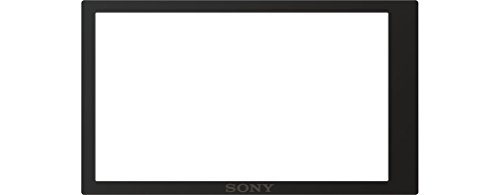 Sony-PCKLM17-Screen-Protect-Semi-Hard-Sheet-for-Sony-Alpha-A6000-Black