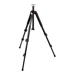 Manfrotto 190XDB 3 Section Aluminum Tripod