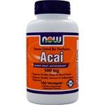 Acai 500 mg Organic Freeze Dried 500mg 100 veg cap