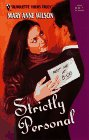 Strictly Personal (Silhouette Yours Truly, No 48) (0373520484) by Mary Anne Wilson