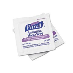 Purell Wipes Hand Sanitizing 5