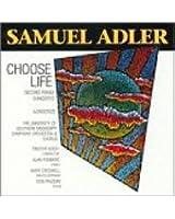 Adler : Chose Life