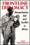 img - for Frontline Diplomacy: Humanitarian Aid and Conflict in Africa book / textbook / text book