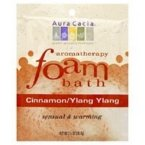 Aura Cacia Cinnamon & Ylang Ylang Foam Bath