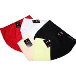 5 Damen Microfaser Slip, Damen – Slip, TEBE, Bauch-Flach- Höschen, schwarz + rot + weiss + apricot + gelb, SW659, günstig kaufen