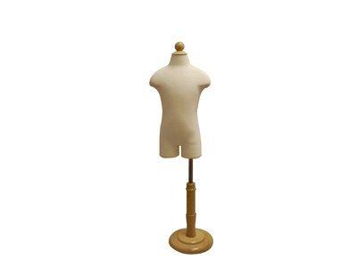 Children/Child/Kid Body Dress Form Mannequin size 3 - 4yrs