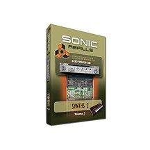 Sonic ReFill Vol. 02: Synths 2 (Reason Refills)