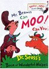 Mr. Brown Can Moo, Can You? (Dr.Seuss Board Books)