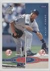 Derek Jeter; Bernie Williams; Andy Pettitte; Tino Martinez (Baseball Card) 1998 Pinnacle Inside Stand Up Guys #19-A