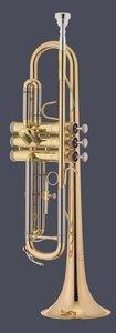 Jupiter JP 606 MRL F SET B Trompete