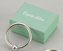 Empire Sterling Single Ring with Ball