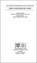 Basic Hypergeometric Series (Encyclopedia of Mathematics and its Applications)