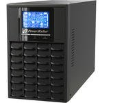 Aiptek PowerWalker VFI 1000 LCD 1000VA - 800W On Line Pure Sine Wave UPS System with LCD Display
