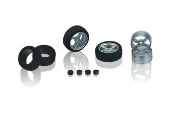 XMODS® Custom RC Foam Tire and Wheel Upgrade Kit - 1