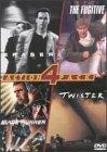 Warner Home Video DVD Action 4-Pack (Blade Runner, Eraser, The Fugitive, Twister)