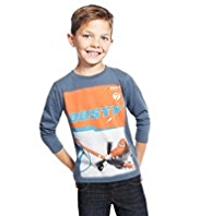 Pure Cotton Disney Planes T-Shirt