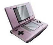 DreamBargains Premium Nintendo DS Lite Protective Screen Films for Both Screens w/ Cleaning Cloth