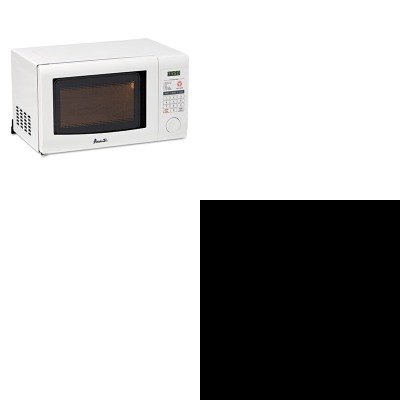 Kitavamo7191Twavat9 - Value Kit - Avanti 0.7 Cubic Foot Capacity Microwave Oven (Avamo7191Tw) And Avanti Toaster Oven (Avat9)