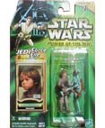 Star Wars - Anakin Skywalker - Power of the Jedi - Collectiion 1 - Jedi Force File - Mint - Collectible - (PR)
