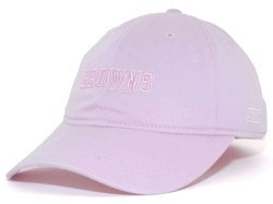 Cleveland Browns Reebok NFL Hat Womens Pink Slouch Cap at Amazon.com