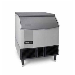 Ice-O-Matic Cube Ice Maker - Large: Water - Full