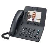Cisco CP-8945-K9= 1-Handset 4-Line Landline Telephone