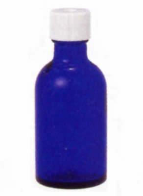 生活の木 青色遮光瓶 50ml