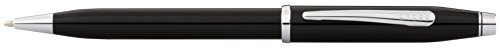 Cross Century II Ballpoint Pen Black Lacquer (Cross Century Ii Ballpoint compare prices)
