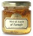 イタリア産 白トリュフとアカシアの蜂蜜のコラボレーション!120g
