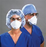 3M 1870 Surgical Mask N95 anti-bacterial mask-100 cases(12,000 masks)