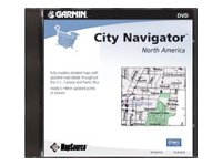Garmin MapSource City Navigator, North America DVD-ROM for Garmin StreetPilot GPS Units