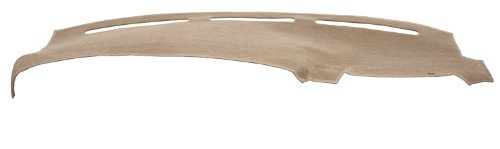 DashMat Original Dashboard Cover Toyota Sienna (Premium Carpet, Caramel)